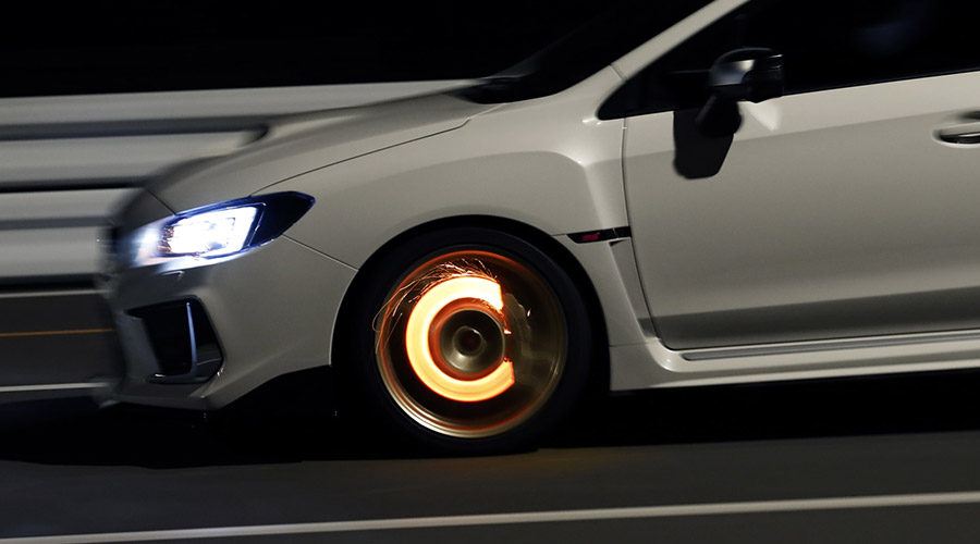 The S208 is a limited-edition Subaru WRX STI that we can't ...