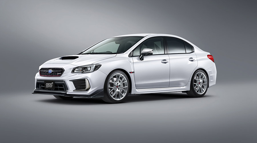 Subaru Wrx Sti Launch Edition >> The S208 is a limited-edition Subaru WRX STI that we can't have