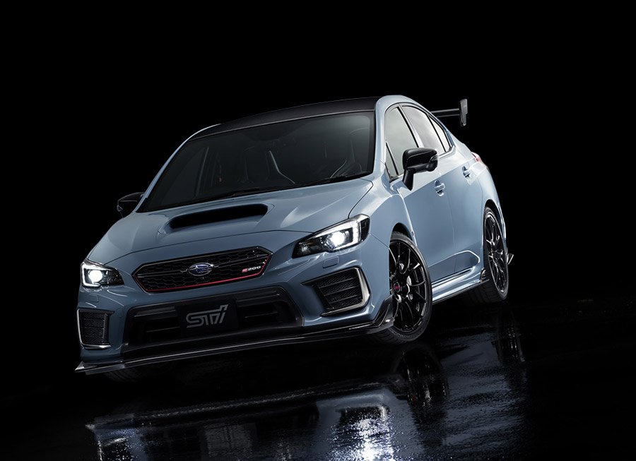 The S208 is a limited-edition Subaru WRX STI that we can't have