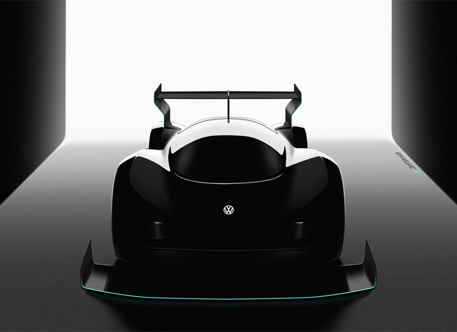 Volkswagen plans to shatter Pikes Peak's hillclimb record for EVs