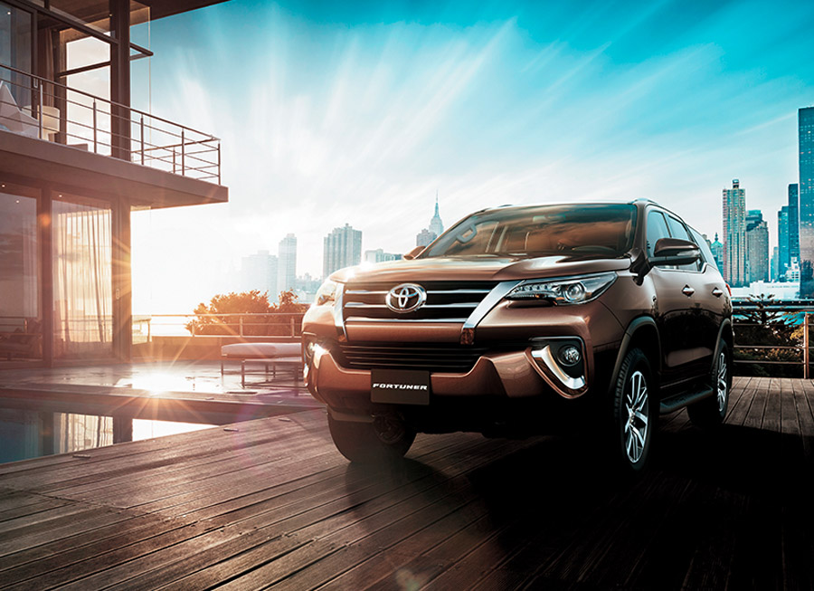 Toyota Fortuner voted as top pick in '17-'18 Auto Focus People's Choice Awards