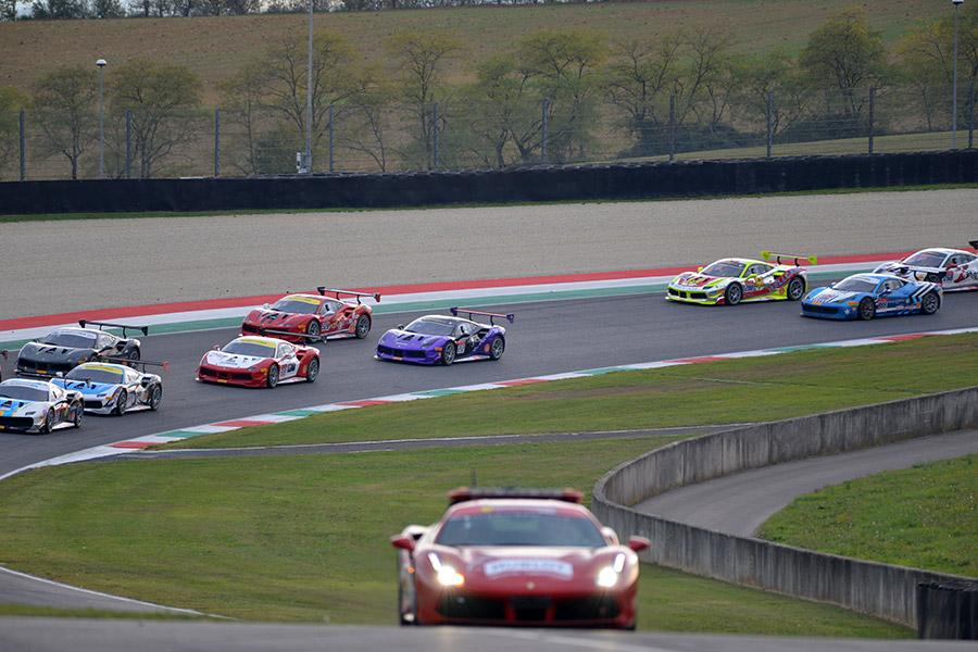Ferrari Challenge Finali Mondiali