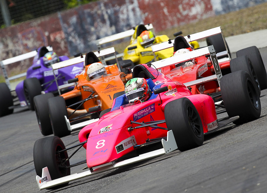 Formula 4 SEA race in Sentul to be rescheduled in December for Buriram