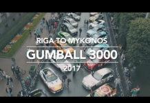 Motorhead Gumball 3000