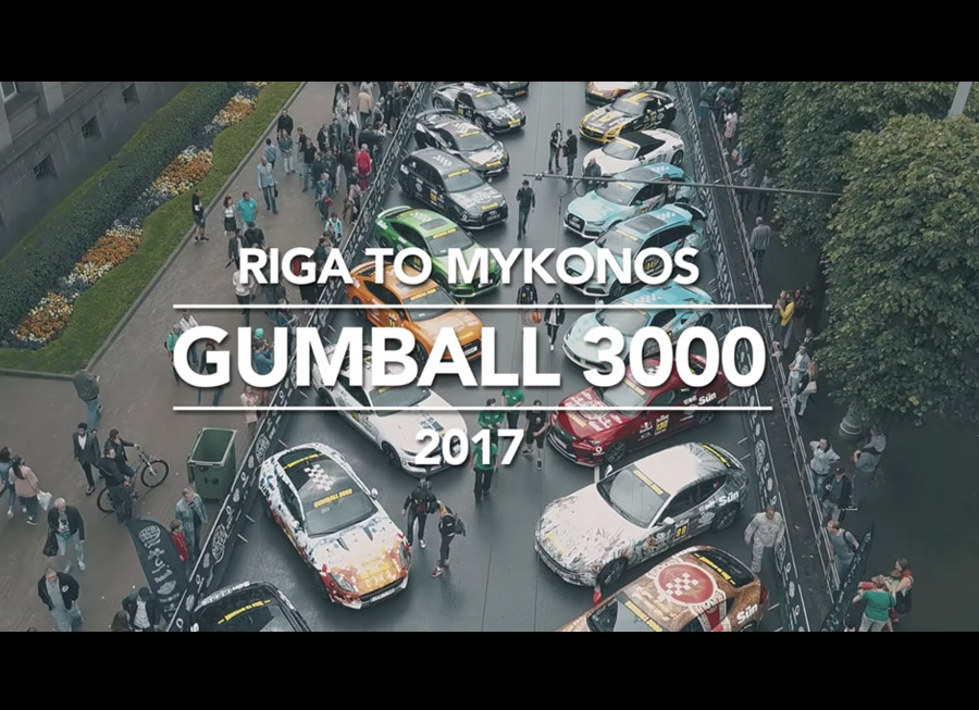 Why the Gumball 3000 is the world's maddest public road rally