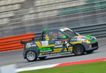K car Global Sepang 24H Endurance