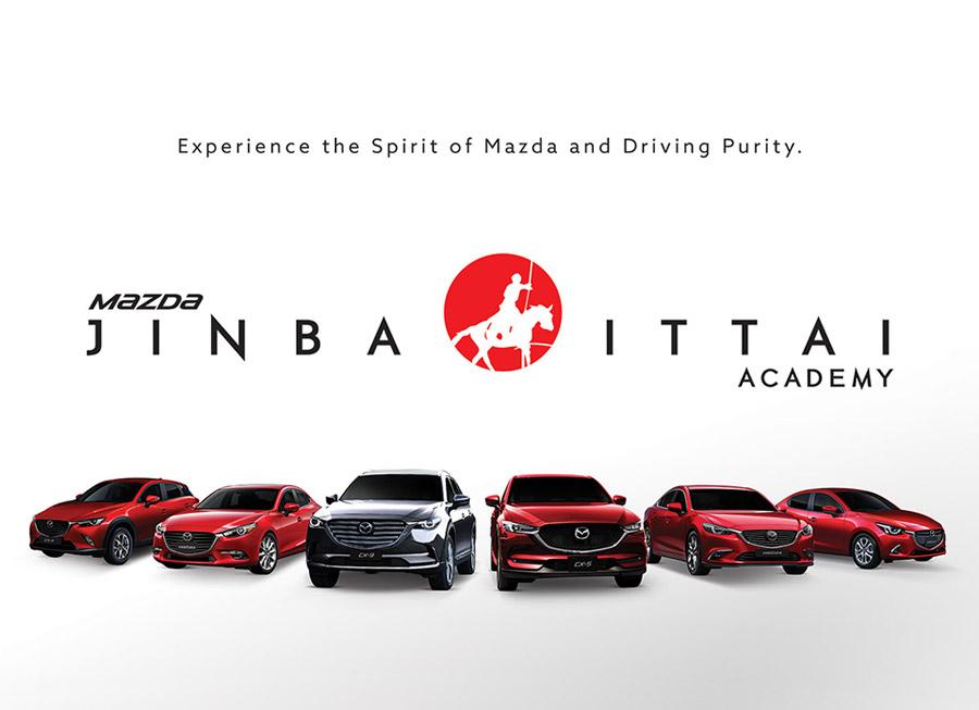 Mazda Ph open doors to Jinba Ittai Academy this November in BGC
