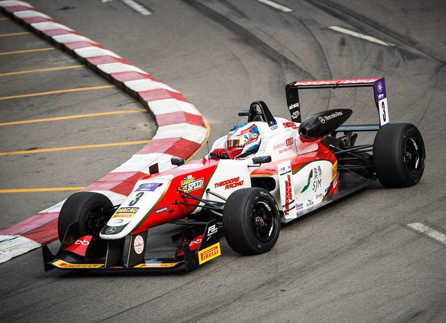Mick Schumacher to make Macau GP debut with SJM Theodore Racing