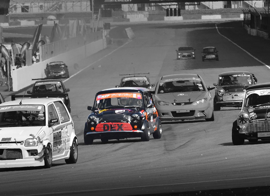 Dexter Daquigan concludes successful season in Classic Mini Championship Asia
