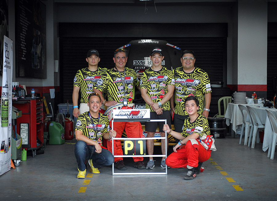 PartsPro Racing to challenge 8 Oras ng Pilipinas with strong driver lineup