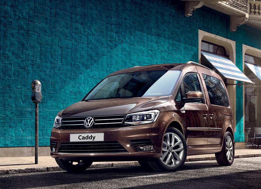 Volkswagen Ph updates the new Caddy MPV to look 10 times better