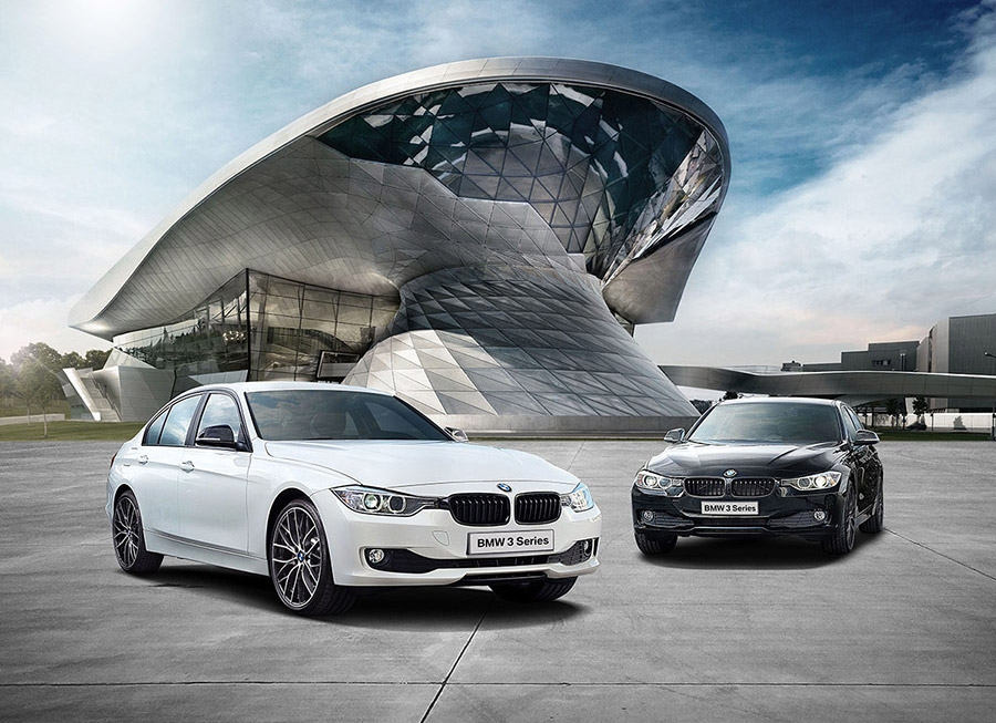 BMW Ph celebrates the 3 Series' 40th birthday with Anniversary Edition