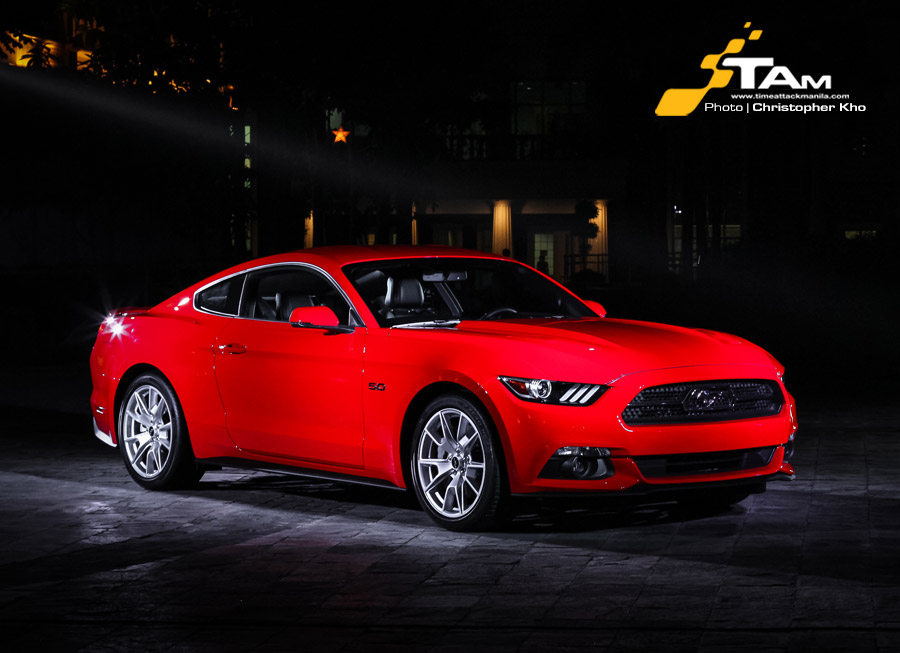 How many Mustangs did Ford Philippines sell in 2017?