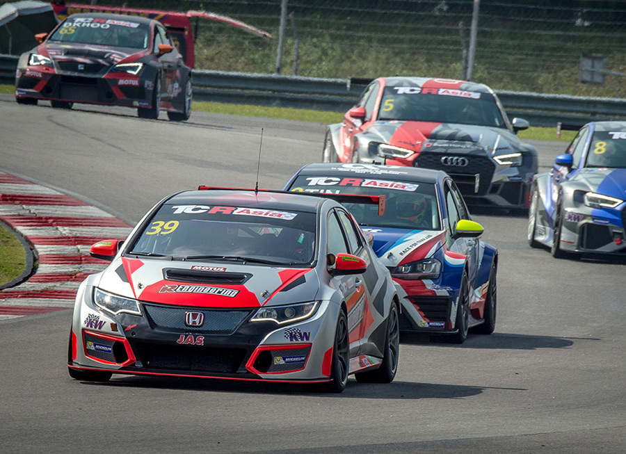 TCR Asia is the touring car series you should be following in 2018