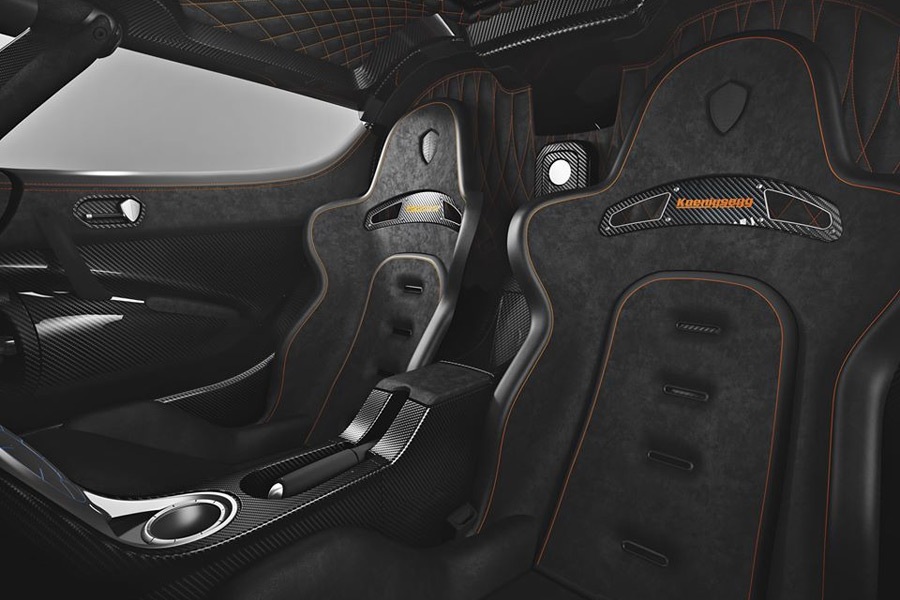 Koenigsegg Agera One