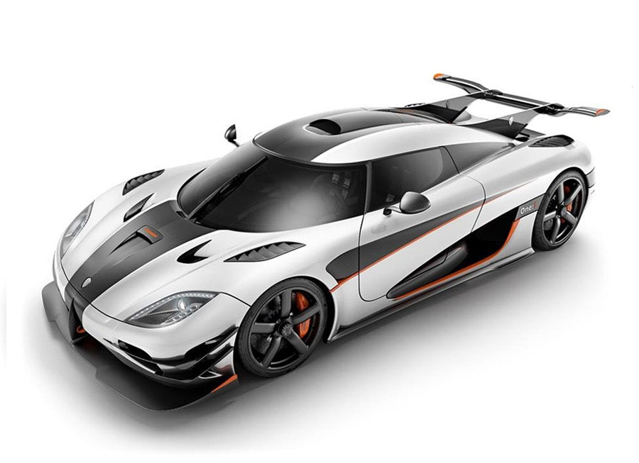 Koenigsegg's Agera One:1 could be the world's first MEGACAR