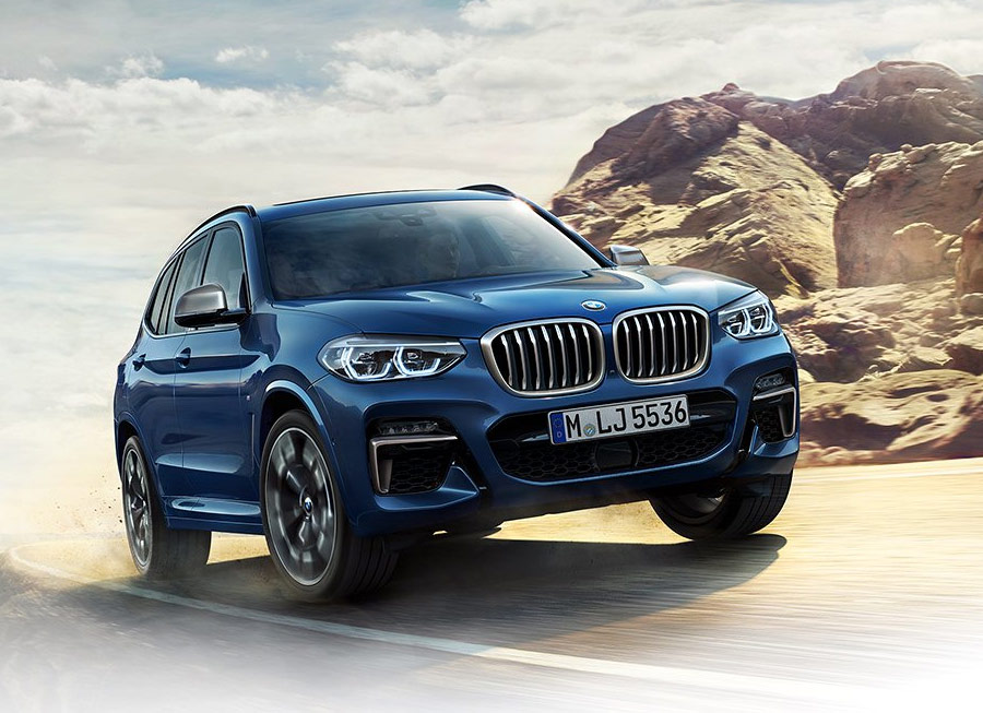 So, what's 'new' about BMW Philippines' all-new X3?