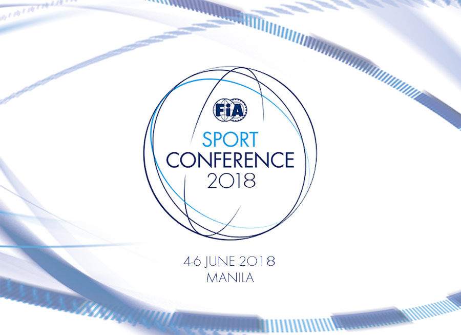 AAP confirms 2018 FIA Sport Conference to be held in Manila