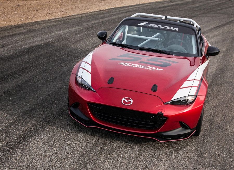 Mazda preps for new Global MX-5 Cup one-make-series