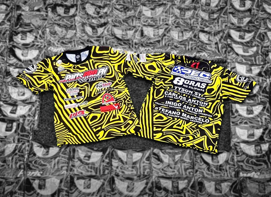 PartsPro Racing sells ltd ed shirt to commemorate 8 Hr PEC win