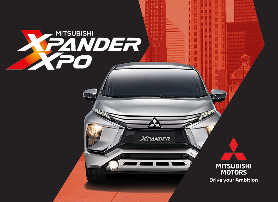 Mitsubishi wants you to test drive the all-new Xpander this weekend