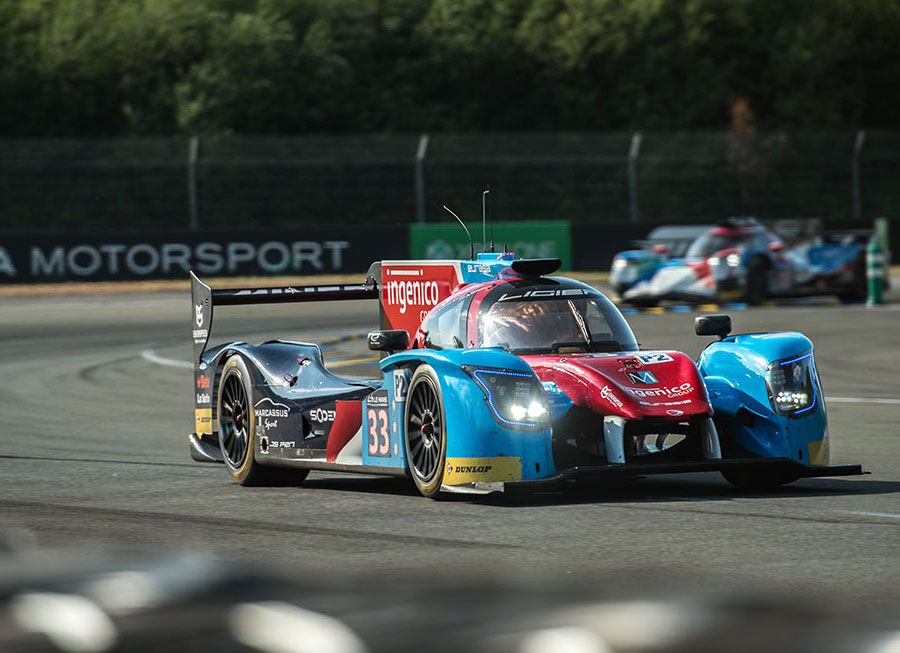 Eurasia Motorsport returns to Le Mans 24 in 2018 to race the Philippine flag