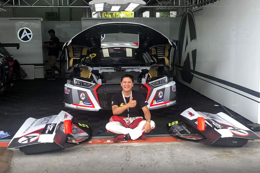 Vincent Floirendo GT Asia