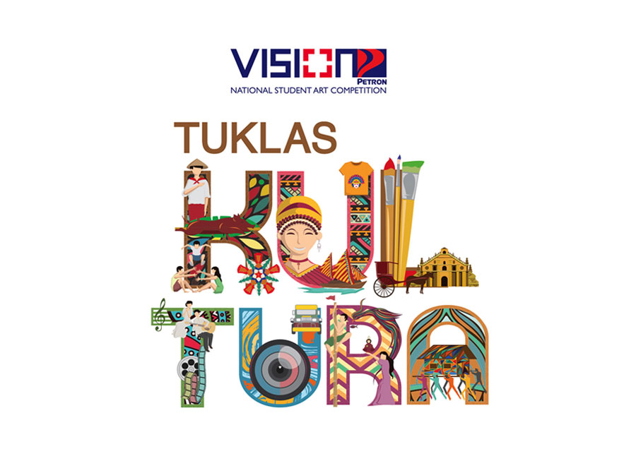 Vision Petron's national art competition theme for 2018 is 'Tuklas Kultura'