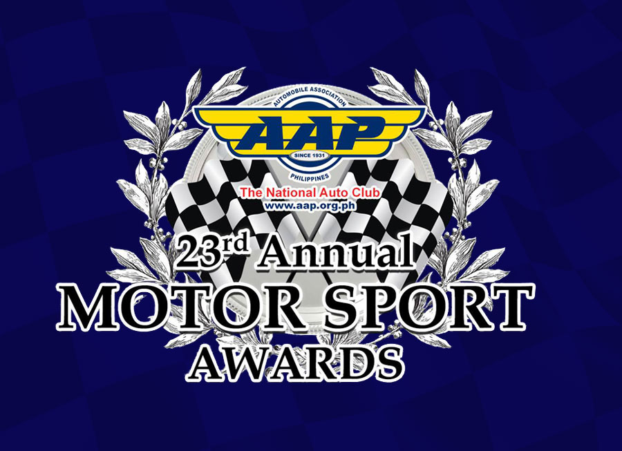 AAP lauds top drivers of 2017 in 23rd Annual Motorsport Awards