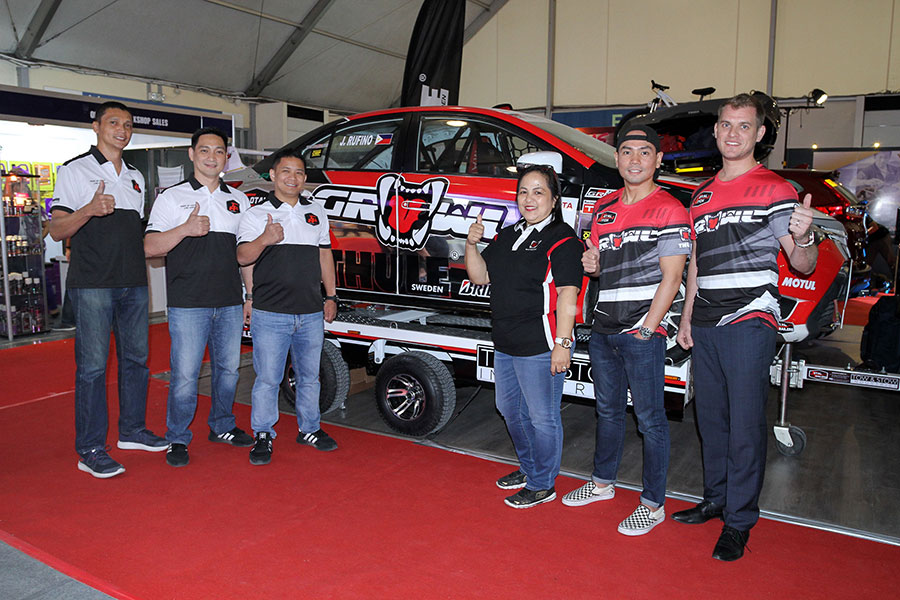 Growl Thule Racing Team