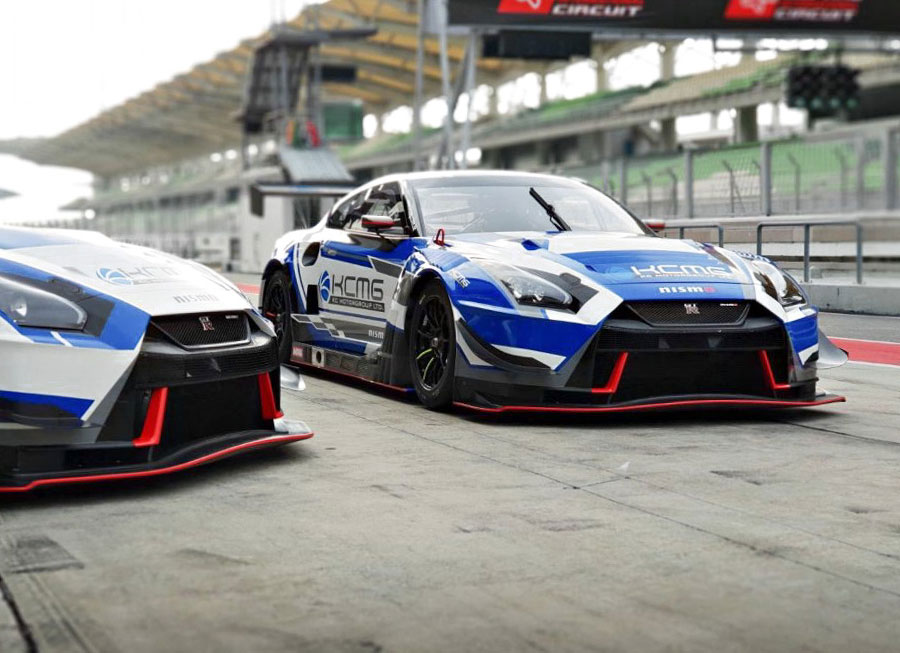 KCMG reveals who'll drive their GT-R NISMO GT3s in Blancpain GT Asia