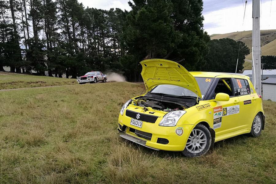 Otago Rally 2018