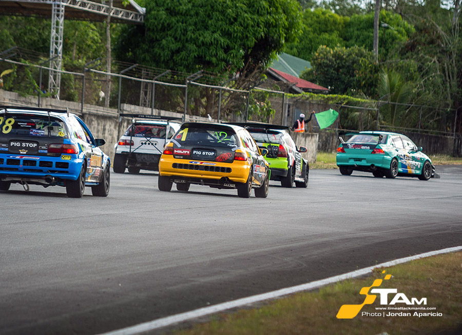 New BRC lap record set at Rd 3 of the Petron FlatOut Race Series