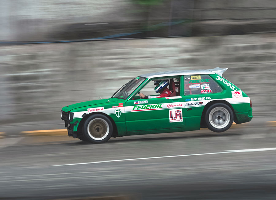 Perfectly-timed run lets Milo Rivera extend Philippine Autocross lead in Rd 4