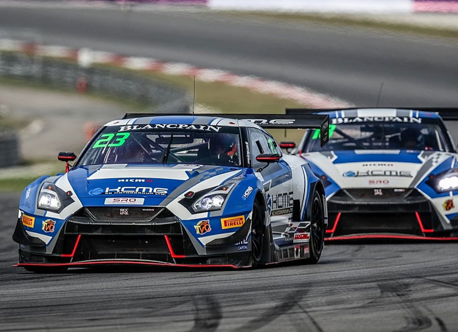 It's confirmed! Three GT-R NISMO GT3s to race at Macau GP under KCMG