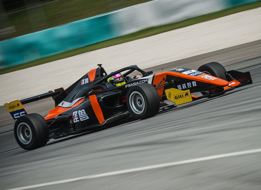 Pinnacle Motorsport will race 2 cars in the inaugural F3 Asian Championship