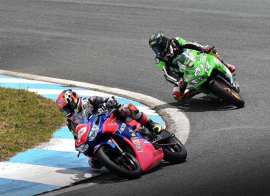 Dannie Daquigan and Darwin Macaraeg weigh in on Pirelli Cup LWA rivalry