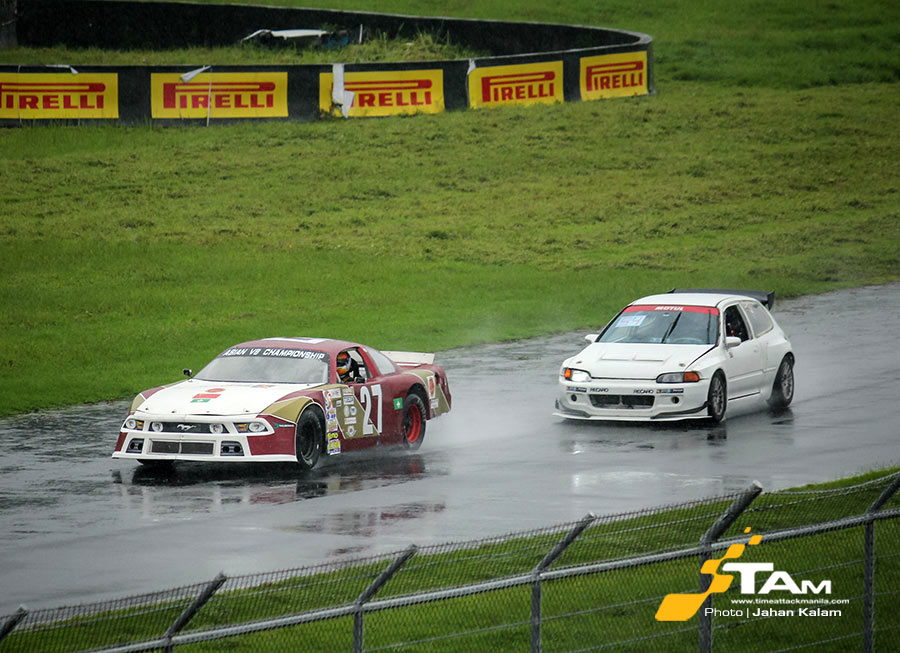Another rain-hit race weekend for the Petron FlatOut Race Series Rd 6