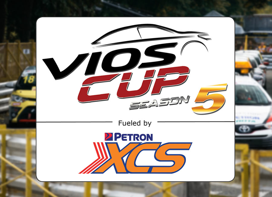 Petron XCS is the official race fuel of the Toyota Vios Cup 2018