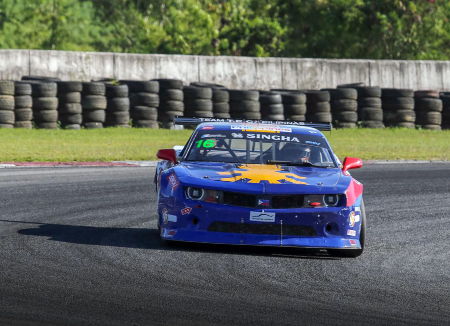 Don Pastor delivers long-awaited TA2 Asia podium finish in Bira