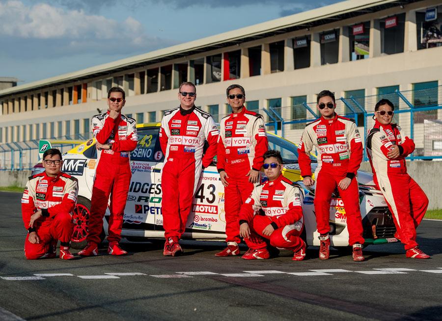 Toyota Team Cebu braces for Vios Cup 2018 title showdown at CIS