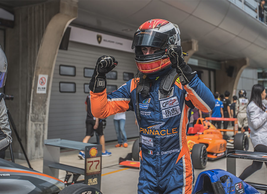 Jordan Dempsey clinches F4 Chinese title for Pinnacle Motorsport at Ningbo