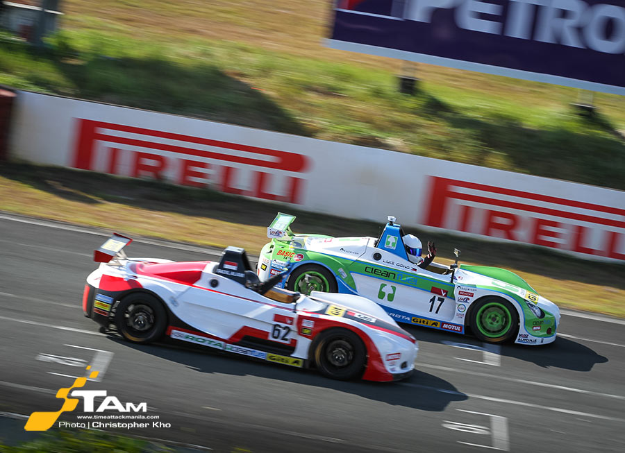 Expect an epic Giti-Formula V1 showdown at CIS with close points race