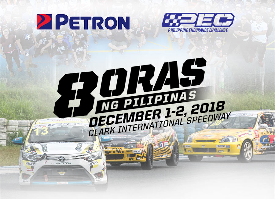Petron x 8 Oras ng Pilipinas poised to feature biggest endurance grid ever