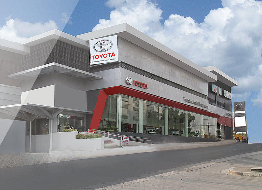 San Jose Toyota >> Check Out Oben Group S Newest Dealer In Toyota San Jose Del Monte