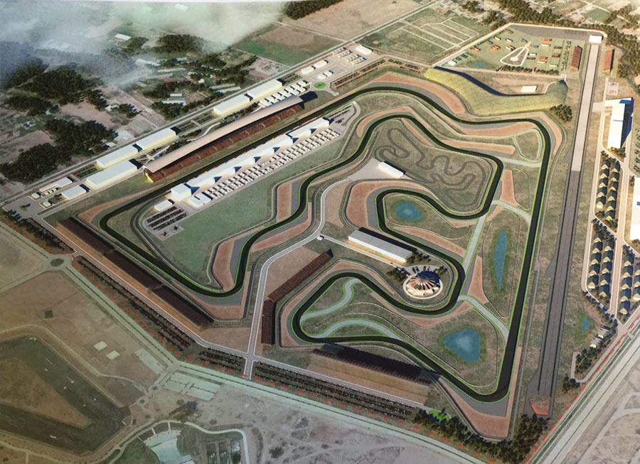 What we know so far about the new Pradera Verde Racing Circuit