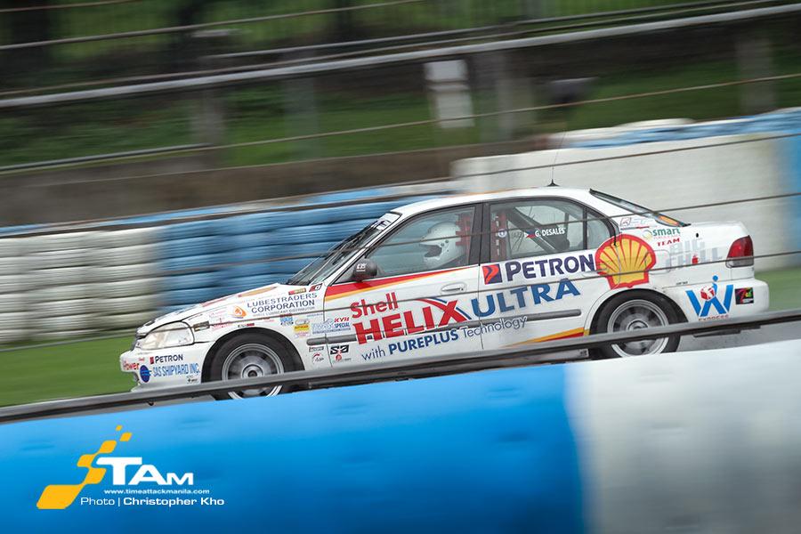 Team Shell Helix Ultra