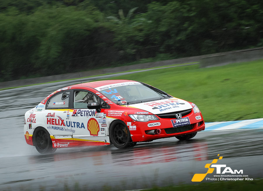 Team Shell Helix Ultra pushing to win 8 Oras ng Pilipinas with 3-car lineup