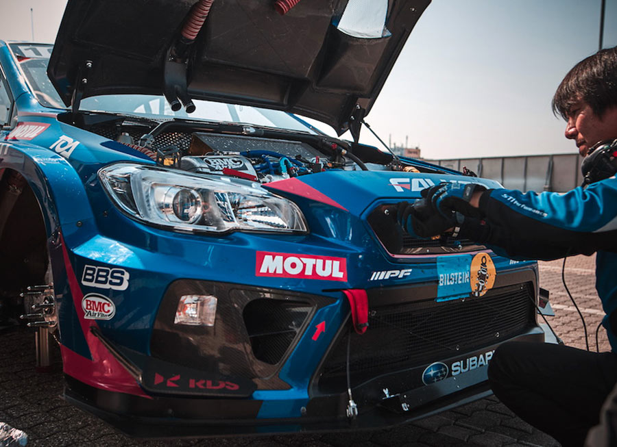 Motul now supplies bespoke lubricant blends for Subaru Motor Image