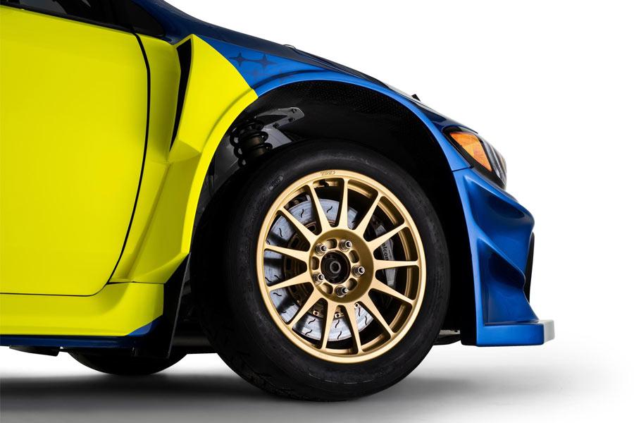 Subaru Livery